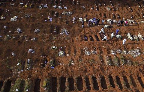 Vila Formosa, der größte Friedhof in Sao Paolo.