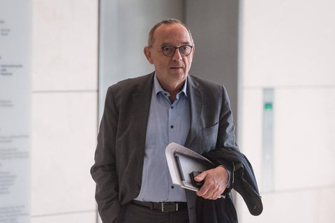 SPD-Chef Norbert Walter-Borjans