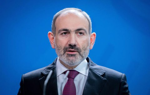 Armeniens Ministerpräsident Nikol Paschinjan.