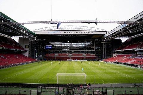 Das Stadion des FC Kopenhagen.
