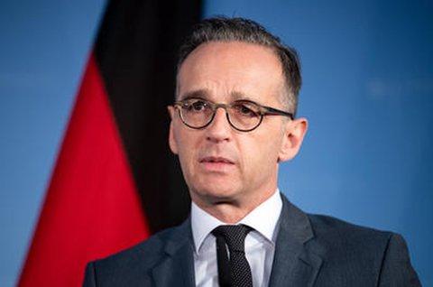 Außenminister Heiko Maas.