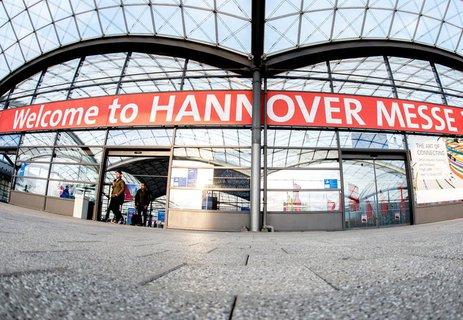 Hannover Messe (Archivbild von 2019)
