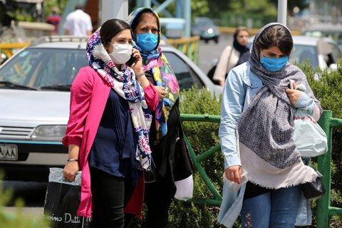 Ab kommenden Samstag soll für drei Wochen eine Maskenpflicht an ausgewählten öffentlichen Orten im Iran eingeführt werden.
