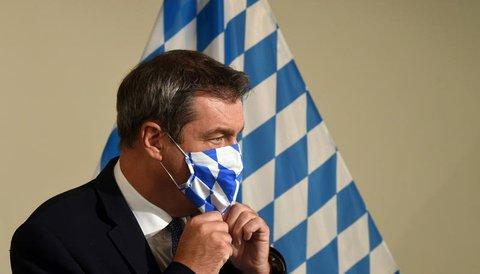Bayerns Ministerpräsident Markus Söder (CDU)