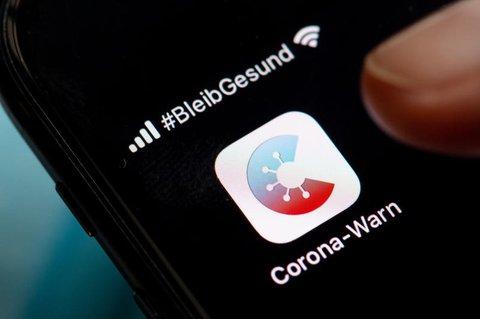 Die App soll helfen, die Ausbreitung des Virus einzudämmen.