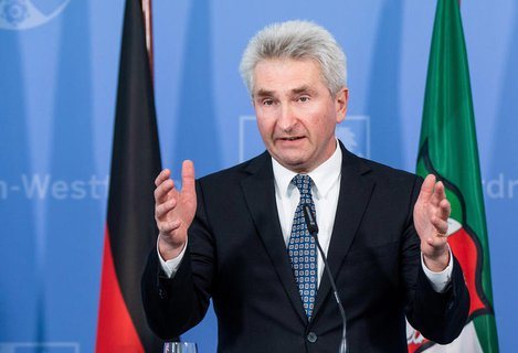 NRW-Wirtschaftsminister Andreas Pinkwart (FDP).