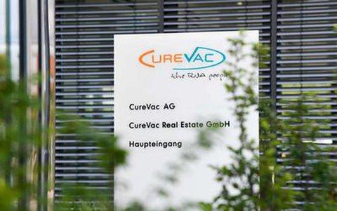 Pharmaunternehmen CureVac in Tübingen