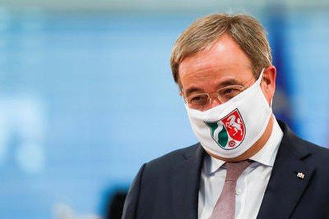 Der nordrhein-westfälische Ministerpräsident, Armin Laschet