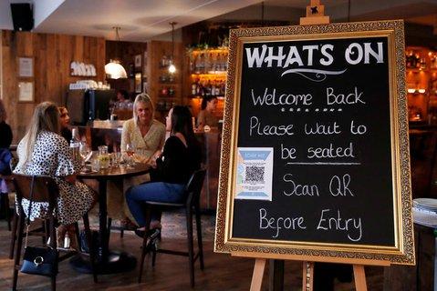 Britisches Pub-Leben in Corona-Zeiten