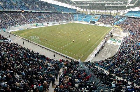 Im September könnten die Ränge im Leipziger Zentralstadion wieder gefüllt sein.