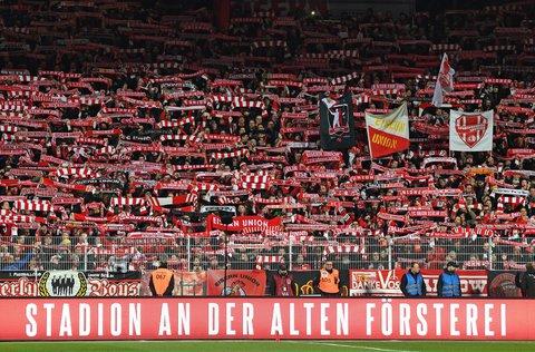 Länger her: Ein volles Stadion An der Alten Försterei.