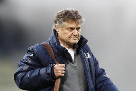 Ancillo Canepa, Präsident des 1. FC Zürich