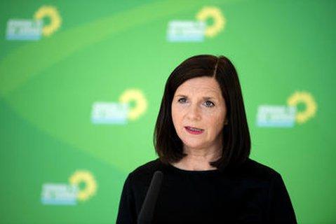 Die Grünen-Vorsitzende Göring-Eckardt kritisiert Gesundheitsminister Jens Spahn.