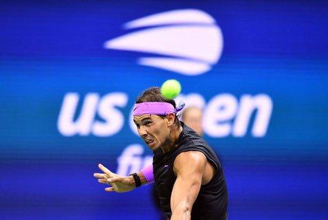 Spaniens Tennisstar Rafael Nadal verzichtet in diesem Jahr auf einen Start bei den US Open.