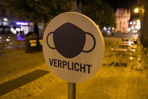 In Antwerpen steigt die Zahl der Infektionen.