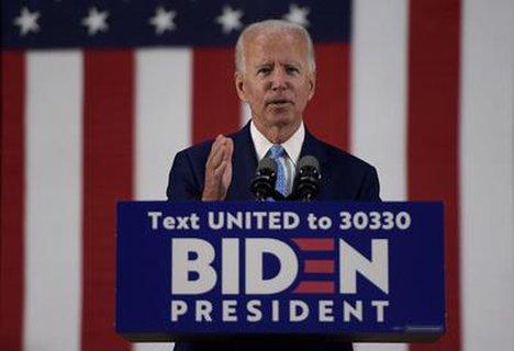 Biden wird seine Nominierungsrede doch nicht vor Live-Publikum halten.