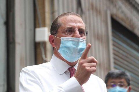 US-Gesundheitsminister Alex Azar