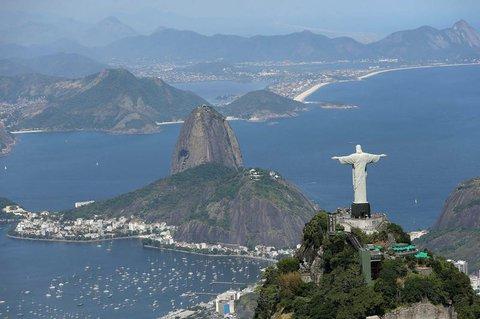 Rios Wahrzeichen: Zuckerhut und Christus-Statue