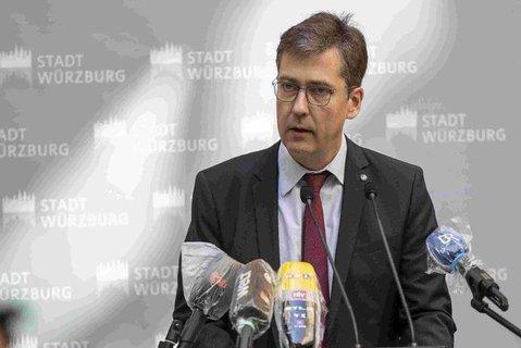 Würzburgs Oberbürgermeister Christian Schuchardt (CDU).