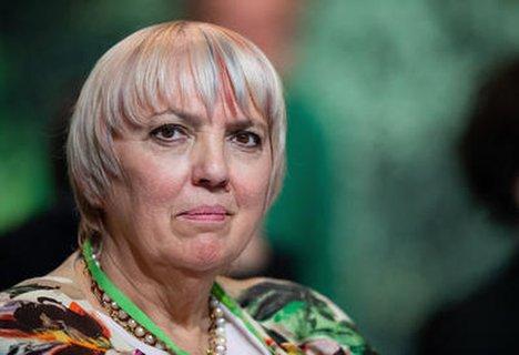 Bundestagsvizepräsidentin Claudia Roth