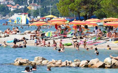 Kroatien ist auch bei Deutschen sehr beliebt.