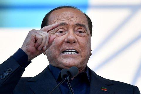 Italiens ehemaliger Ministerpräsident Silvio Berlusconi