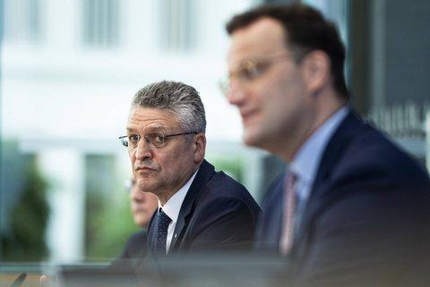 RKI-Chef Lothar Wieler