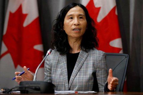 Die Chefin der kanadischen Behörde für  öffentliche Gesundheit: Theresa Tam.