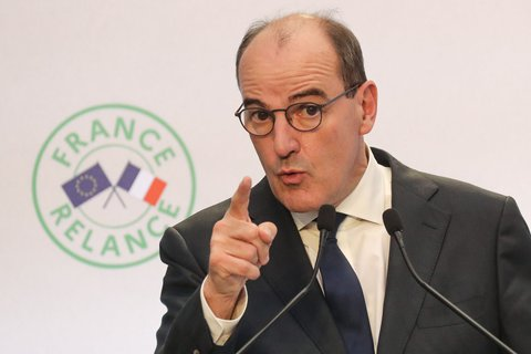 Frankreichs Regierungschef Jean Castex