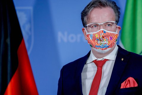 Kölns Oberster Karnevalist Christoph Kuckelkorn