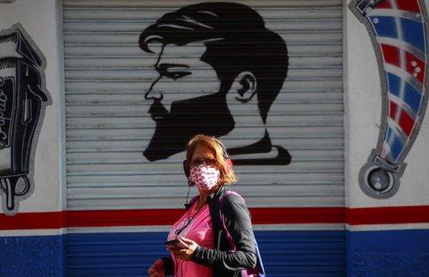 In Teilen Madrids gilt ein neuer Lockdown.