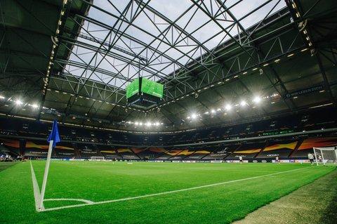 Die Schalker Arena bleibt am Samstag leer.