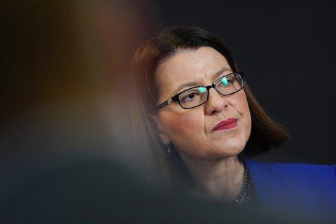 Jenny Mikakos, Gesundheitsministerin von Victoria, ist zurückgetreten.