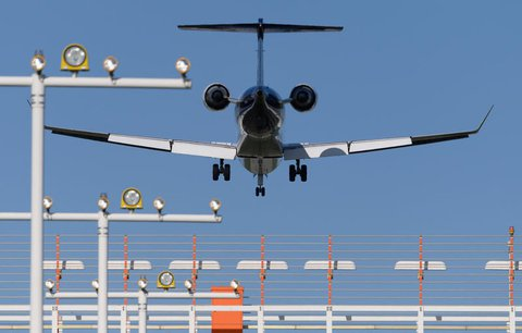 Eine Erholung des Flugverkehrs ist nicht in Sicht.