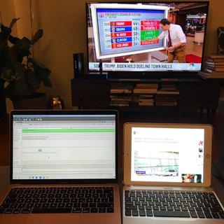Vorbereitung auf den TV-Wettbewerb