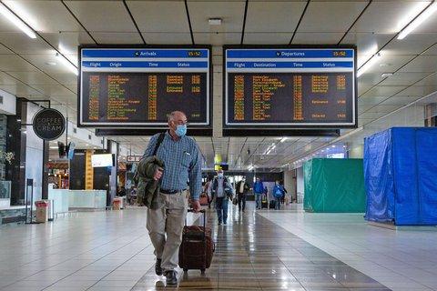 Touristen aus Deutschland dürfen derzeit nicht in Südafrika einreisen.