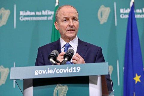 Michael Martin, Prime Minister von Irland
