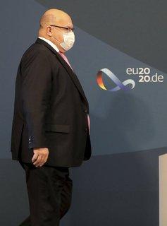 Bundeswirtschaftsminister Peter Altmaier (CDU) sieht keine Engpässe.