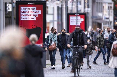 Auch Köln ist vom Virus stark betroffen.