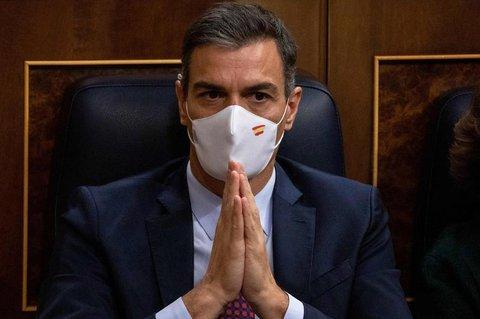Spaniens Regierungschef Pedro Sanchez.
