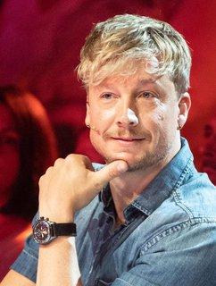Der finnische Musiker Samu Haber.