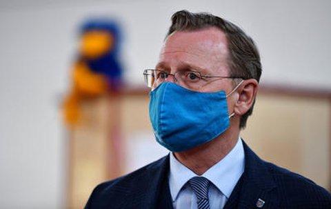 Einen bundesweiten Lockdown lehnt der Thüringer Regierungschef Bodo Ramelow (Linke) ab.