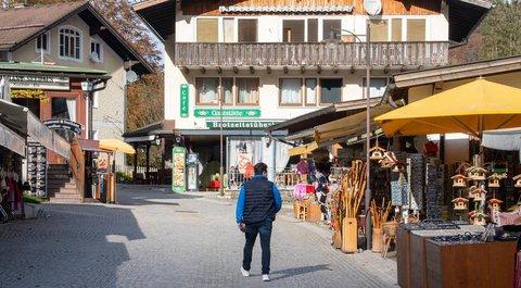 Das Leben im Berchtesgadener Land ist wie hier in Schönau am Königsee eingeschränkt.