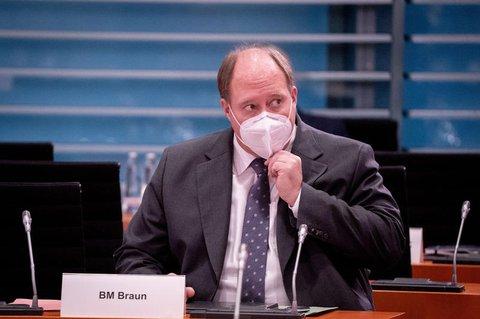 Kanzleramtschef Helge Braun.