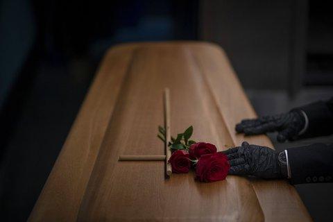Die Zahl der Corona-Toten steigt in Spanien stark an.