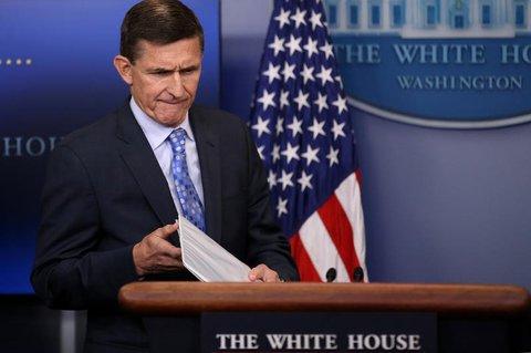 Hatte gestanden, in der Russlandaffäre gelogen zu haben: Trumps ehemaliger Sicherheitsberater Michael Flynn.