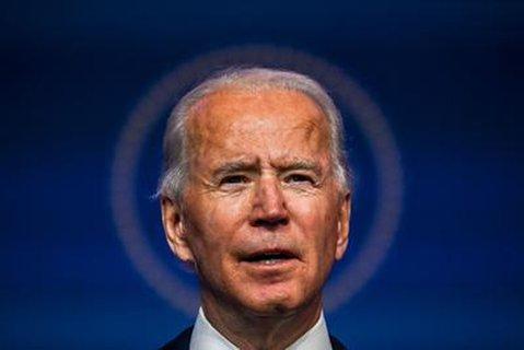 Will, dass die Vereinigten Staaten wieder die Welt anführen: der gewählte US-Präsident Joe Biden.