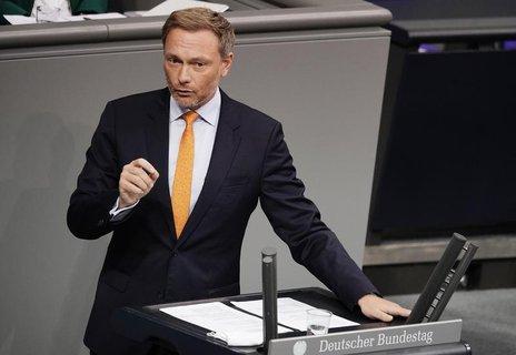 FDP-Chef Christian Lindner rügt einzelne Beschlüsse.