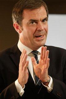 Frankreichs Gesundheitsminister Olivier Veran.