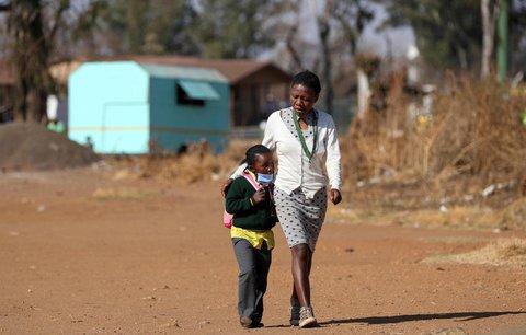 Durch die Pandemie ist das Leben für viele Südafrikaner noch schwieriger geworden.